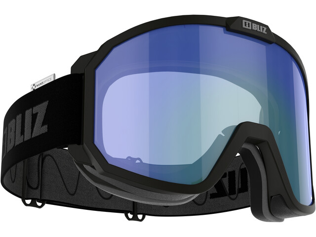 Bliz Rave Nano Optics Photochromic Gafas, negro/azul